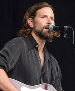 Bradley Cooper Goes into Full Rockstar Mode at Glastonbury Festival
