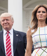 The Trumps Hosted a Family-Style Picnic at the White House