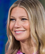 Gwyneth Paltrow Just Wore a Very Skimpy Black Bikini to the Beach