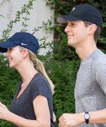 Ivanka Trump and Jared Kushner Go for a Jog in Washington D.C.