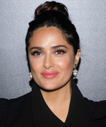 Salma Hayek Pinault Just Posted a Completely Topless Selfie