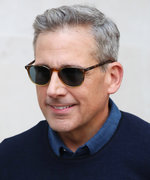 Steve Carell Is a Silver Fox Now and the Internet Can't Handle It