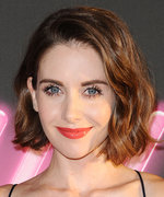 Alison Brie Was a Nudist and Wore Thongs Under See-Through Dresses in College