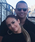 J.Lo's Twins Playing with A-Rod by the Pool Will Melt Your Heart