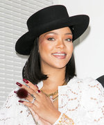 Rihanna Was Spotted Making Out with Mystery Hunk and the Internet Went Wild