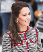 Kate Middleton Looked Like Walking Art as She Unveiled a New Museum Development