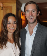 Pippa Middleton and James Matthews Make Their First Public Appearance as a Married Couple