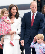 Princess Charlotte Does a Curtsy: See the Best Moments from the Royal Tour