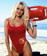 How to Navigate a Bikini Wax In a High-Cut Baywatch Swimsuit