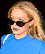 Gigi Hadid Could Teach a Master Class in Matching Your Lipstick to Your Outfit