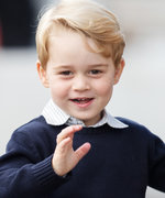 Prince George Is So Adorable in Official Portrait for His 4th Birthday