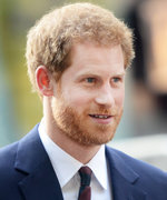 Prince Harry Decorated Cupcakes Blindfolded While Launching a Brain Injury Program