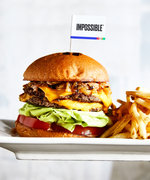 Umami Burger's Newest Veggie Burger Smells, Looks, and Even Bleeds Like Real Meat