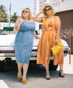 Gabi Gregg and Nicolette Mason Just Launched a Curve-Friendly Line for Fashion Lovers
