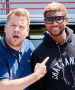 Usher Goes for a Wild Ride with James Corden on Carpool Karaoke