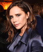 Victoria Beckham Wore a Totally Unexpected Band Tee