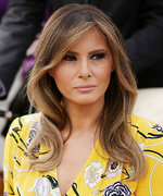 First Lady Melania Trump Will Take Her First Solo Trip in September