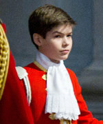 Queen Elizabeth's Former Page Boy Is Now Hot and Shirtless on Instagram