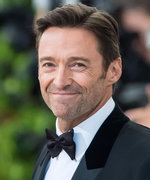 See a Soaking Wet Hugh Jackman Take an Outdoor, Beachside Shower