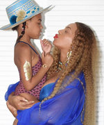 Beyoncé and Blue Ivy Rocked Out at a Kendrick Lamar Concert, and We Could Watch the Vid All Day