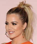 How to Master a Polished Ponytail Like Khloé Kardashian