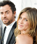 Justin Theroux Steals Jennifer Aniston's Beauty Products