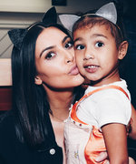 This Is the Age Kim Kardashian West Will Let North Wear Makeup