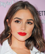 Daily Beauty Buzz: Olivia Culpo's Classic Red Lipstick