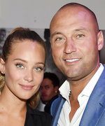 Derek and Hannah Davis Jeter Welcome a Baby Girl