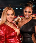 Laverne Cox and Beyoncé Are Collaborating