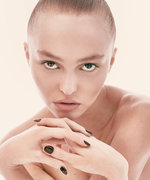 Lily-Rose Depp Poses Topless in New Photo Shoot