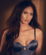 Megan Fox in Frederick's of Hollywood's Fall Campaign