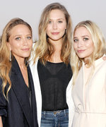Elizabeth Olsen Got Media-Trained by Mary-Kate & Ashley