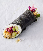 Starbucks Is Now Selling Sushi Burritos