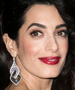 Amal and George Clooney Hold Hands in Italy