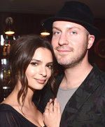 Emily Ratajkowski and Her Boyfriend Coordinate Outfits