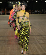 Kendall Jenner Closes NYFW By Freeing The Nipple at Marc Jacobs