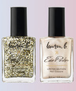 This New Nail Polish Collab is a Match Made in Fashion Heaven