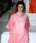 London Fashion Week Is Thinking Pink