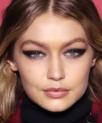 Gigi Hadid Goes Full Rocker-Chic for the Tommy Hilfiger Runway