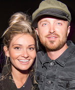 Aaron and Lauren Paul Are Expecting Their First Child