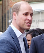 Prince William Isn't Shy When It Comes to His Thinning Hair