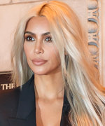 Kim Kardashian's Thong Bikini Is So Tiny It's Practically Invisible