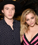 Brooklyn Beckham Can't Stop Thinking About Chloë Grace Moretz