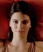 Kendall Jenner Is a Real-Life Sleeping Beauty in Fergie's Seeing Double Visual Experience
