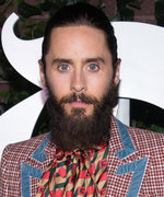Jared Leto's Latest Shirtless Selfie Is Too Hot to Handle