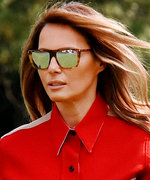 Melania Trump's Stylist on Why He Dresses the First Lady Amid Controversy