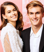 Kaia and Presley Gerber Are Following in Mom's Footsteps in This Brand-New Way