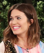 Mandy Moore's TV Husband Milo Ventimiglia Speaks Out About Her Fiancé