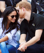 All the Adorable Photos of Meghan Markle and Prince Harry's Official Couple Debut
